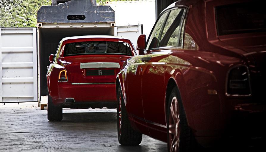 """""""Rolls-Royce"""" tarixində ən böyük sifarişi yerinə yetirib   (FOTO)"""
