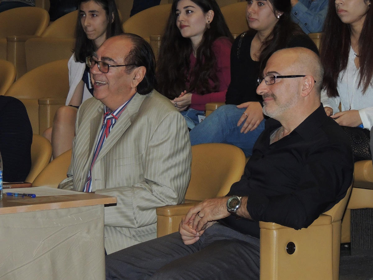 В Баку прошел конкурс джазовых исполнителей I am jazzman! (ФОТО)