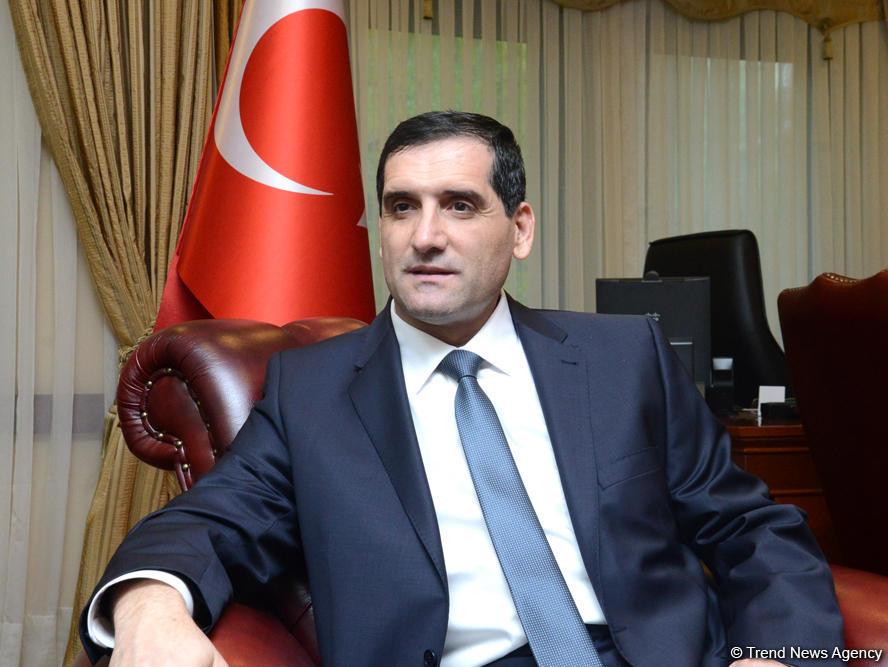 Səfir: Ərdoğanın prezident seçildikdən sonra ilk səfərini məhz Azərbaycana  ...