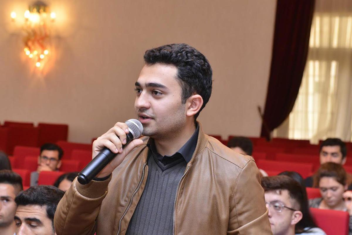 В Бакинский Высшей школе нефти прошла презентация DAAD  (ФОТО)