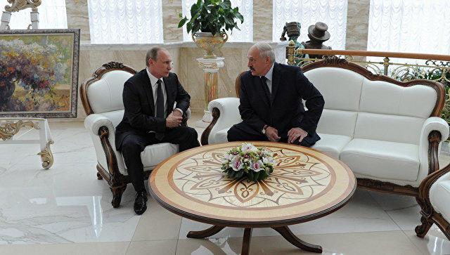 Putin və Lukaşenkonun görüşəcəyi yer və tarix bəlli oldu