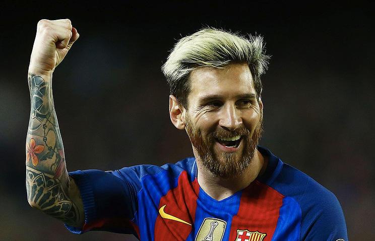 Messi avrokuboklarda 100-cü qolunu vurub