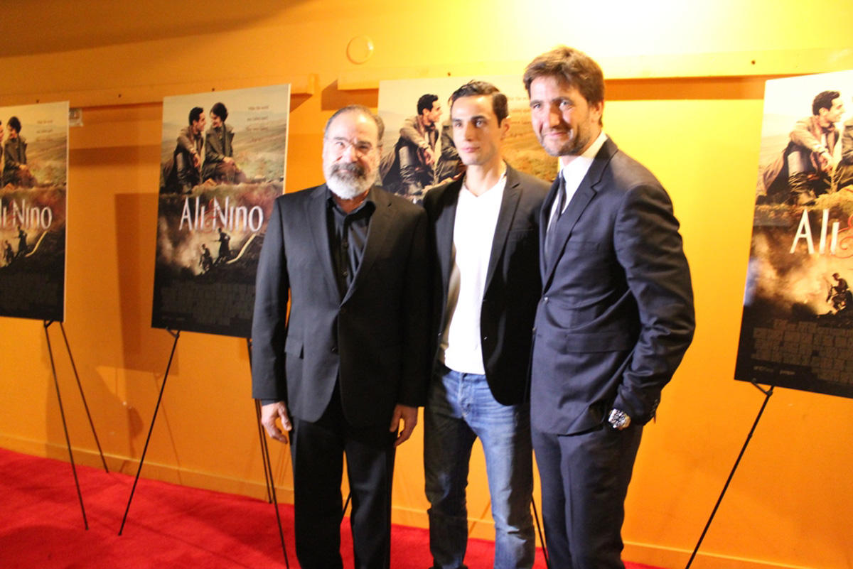 """New York audience fascinated by """"Ali and Nino"""" movie"""