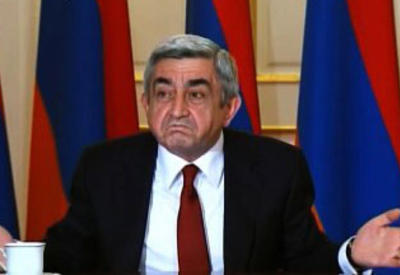 Serzh Sargsyan and 30 years of slavery