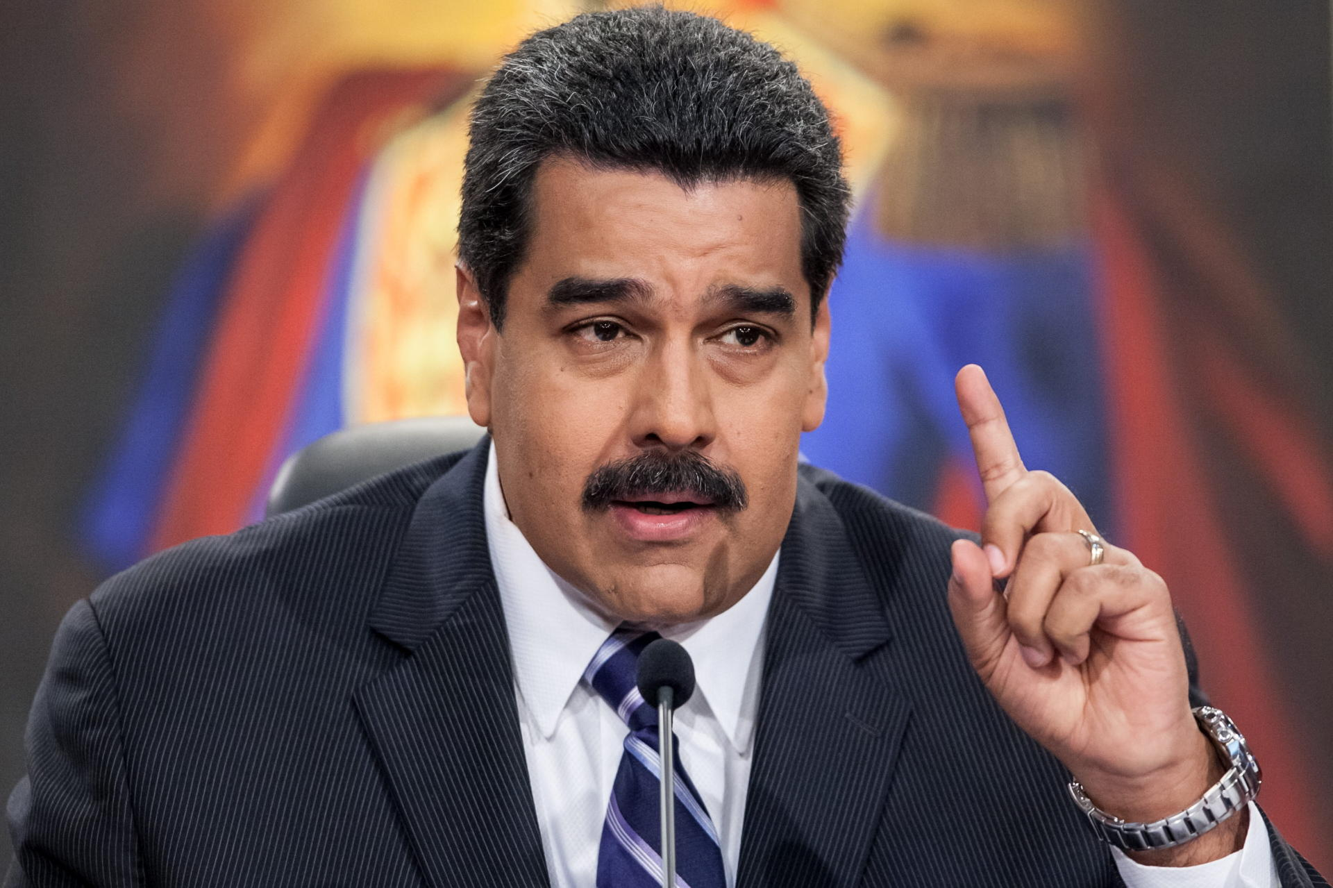 Maduro: Gələn il Venesuela üçün çiçəklənmə və xoşbəxtlik ili olacaq
