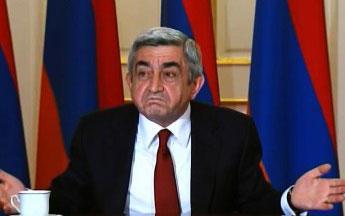 Serj Sarkisyan iri məbləğdə pul mənimsəməkdə ittiham olunub