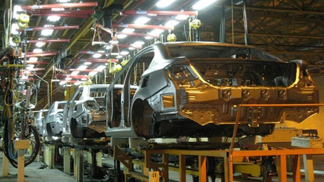 Amborgo altındaki İran'dan Lübnan'a araç ihracatı