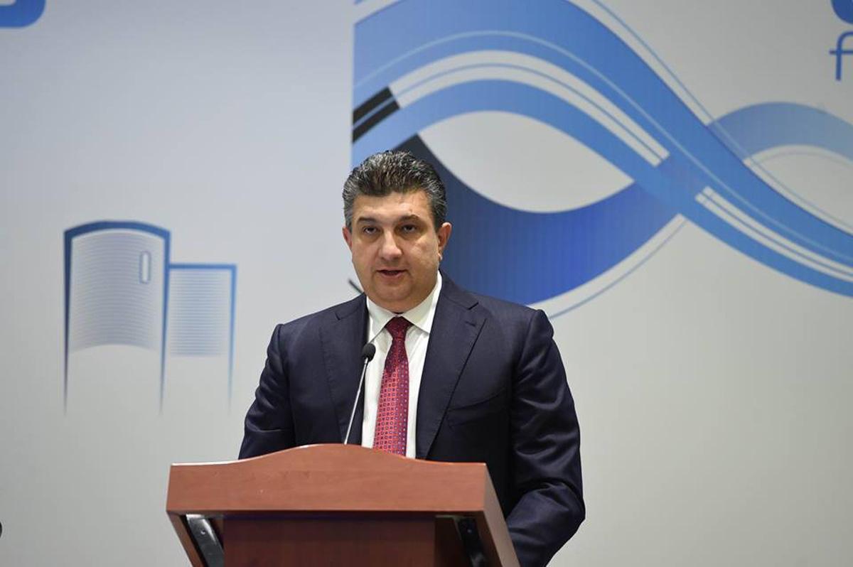Bakıda Beynəlxalq Kanoe Federasiyasının 36-cı Konqresi işə başladı (FOTO)