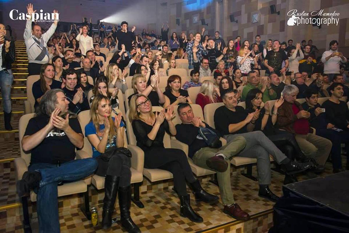 """Сергей Галанин: """"Хочу вернуться в Баку и искупаться в Каспийском море"""" (ФОТО)"""