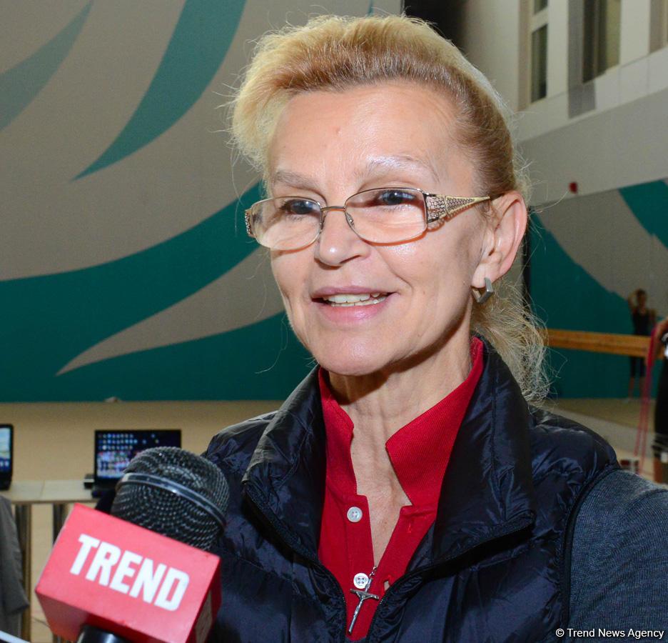 В Баку фантастические условия для тренировок по гимнастике – тренер сборной Австралии (ФОТО)