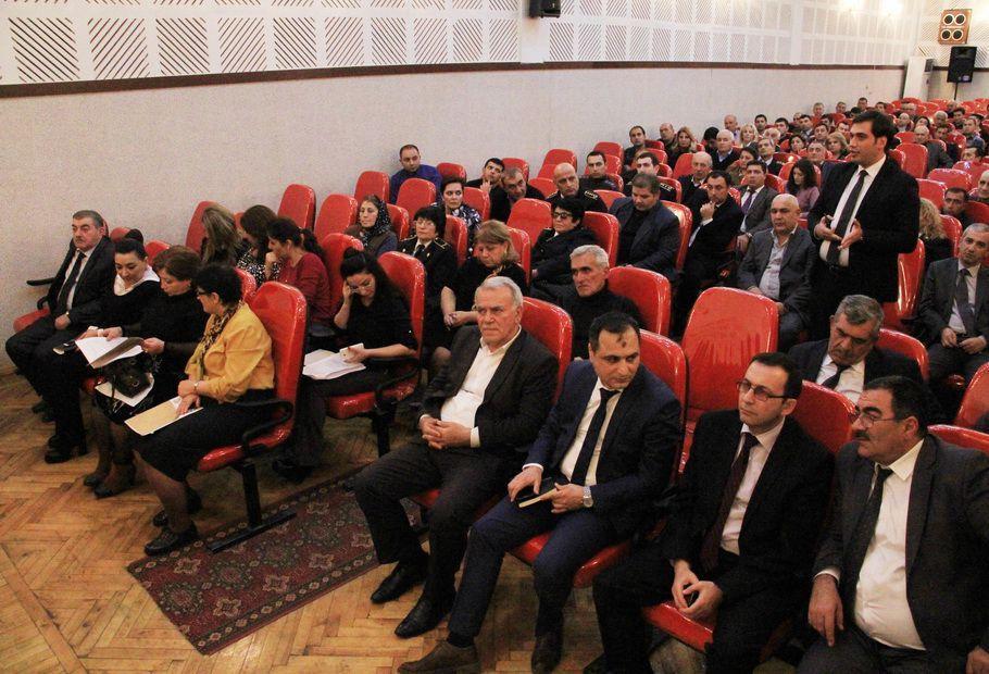 Metropolitendə yeni kollektiv müqavilə imzalanıb (FOTO)