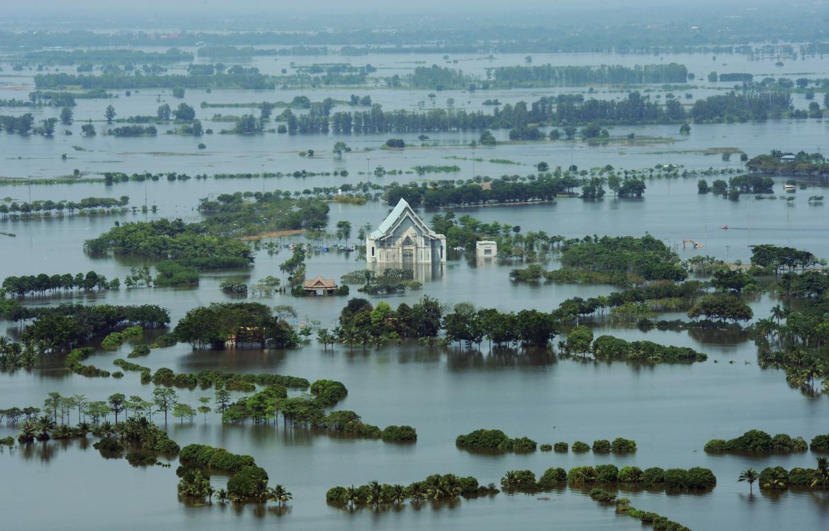 Жертвами стали уже 14 человек— Наводнение вГреции