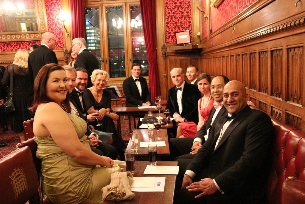 Böyük Britaniya Lordlar Palatasında İngiltərə-Azərbaycan Cəmiyyətinin ənənəvi illik şam yeməyi keçirilib (FOTO)