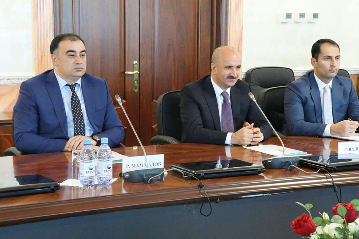 Azərbaycan və Qazaxıstan birgə müəssisə yaradır  (FOTO)
