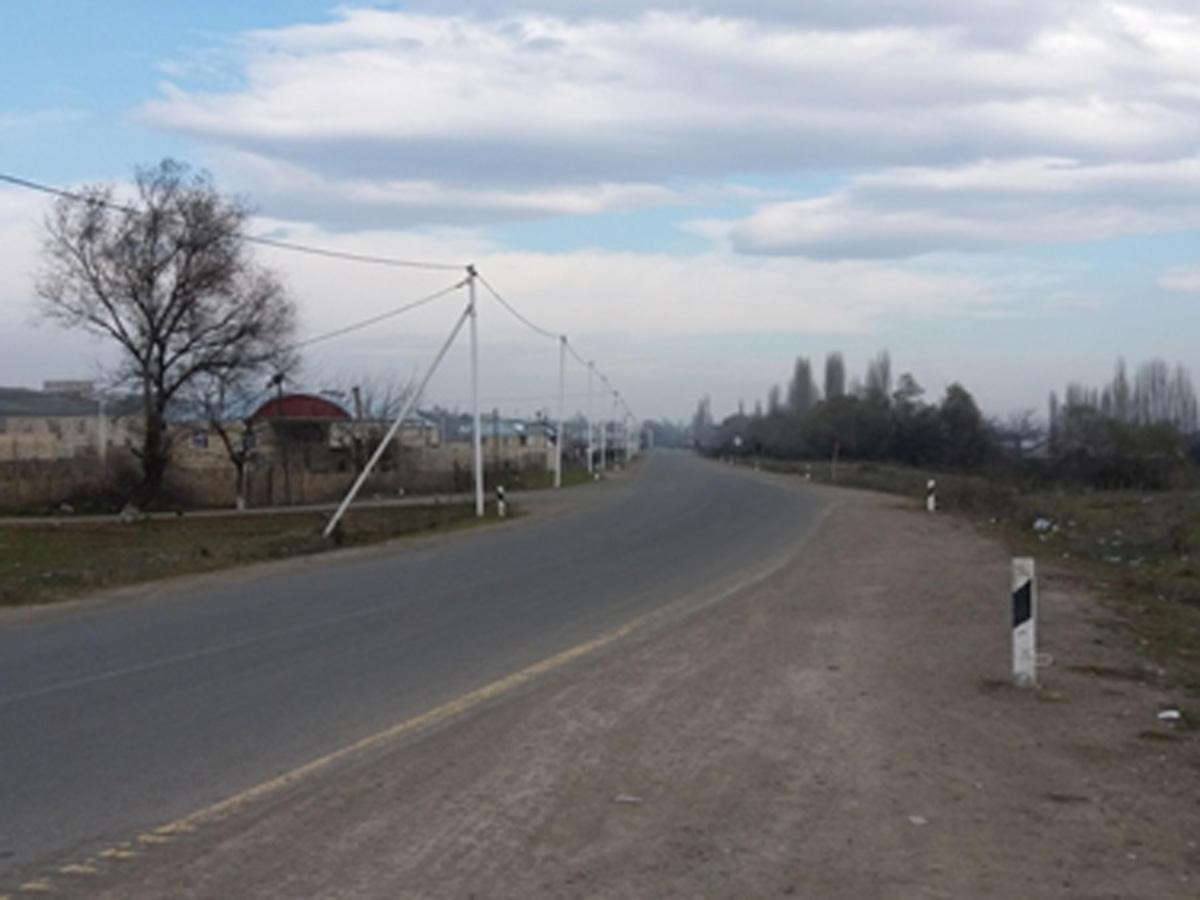 """""""Azərişıq"""" qərb regionunda yenidənqurma işlərini davam etdirir  (FOTO)"""