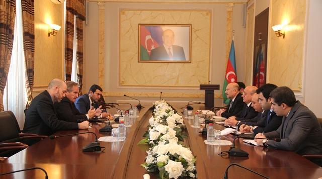 Robert Sekuta: Azərbaycan güclü tolerantlıq ənənələrinə malikdir  (FOTO)