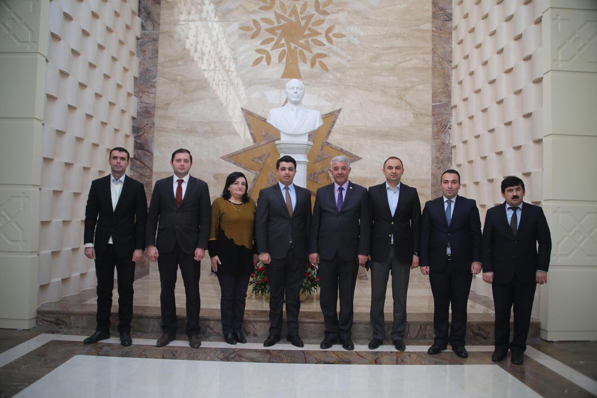 Azərbaycanın İntellektual Birincisi - Bakı şəhəri turniri keçirilib (FOTO)