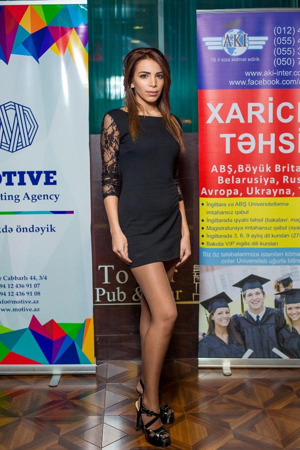 """""""Miss Top Model Azerbaijan-2017""""-nin ilk kastinqləri keçirilib (FOTO)"""