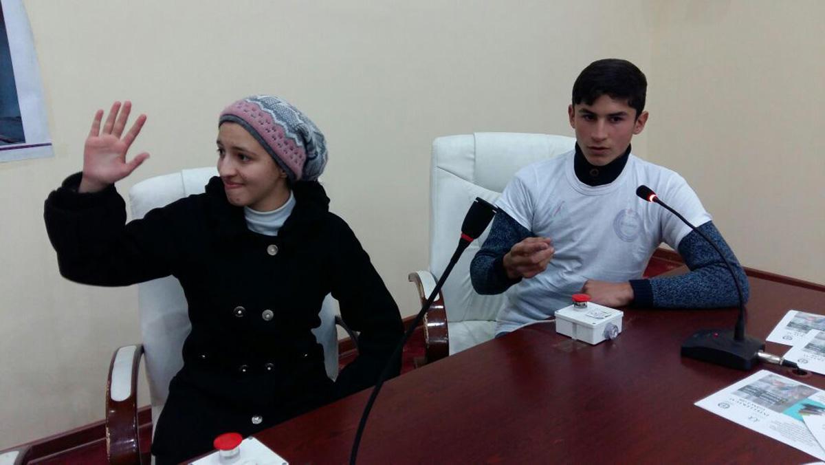 """Tərtərin """"İntellektual gənclər""""i bəlli oldu (FOTO)"""
