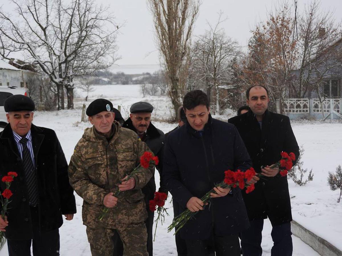 Ukraynanın Nikolayev şəhərində Dünya Azərbaycanlıların Həmrəylik gününə həsr olunmuş konsert keçirilib (FOTO)