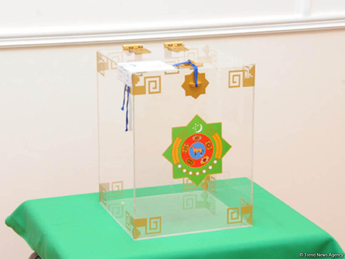 Центризбирком Туркменистана рассмотрел вопросы проведения выборов впарламент и здешние органы власти
