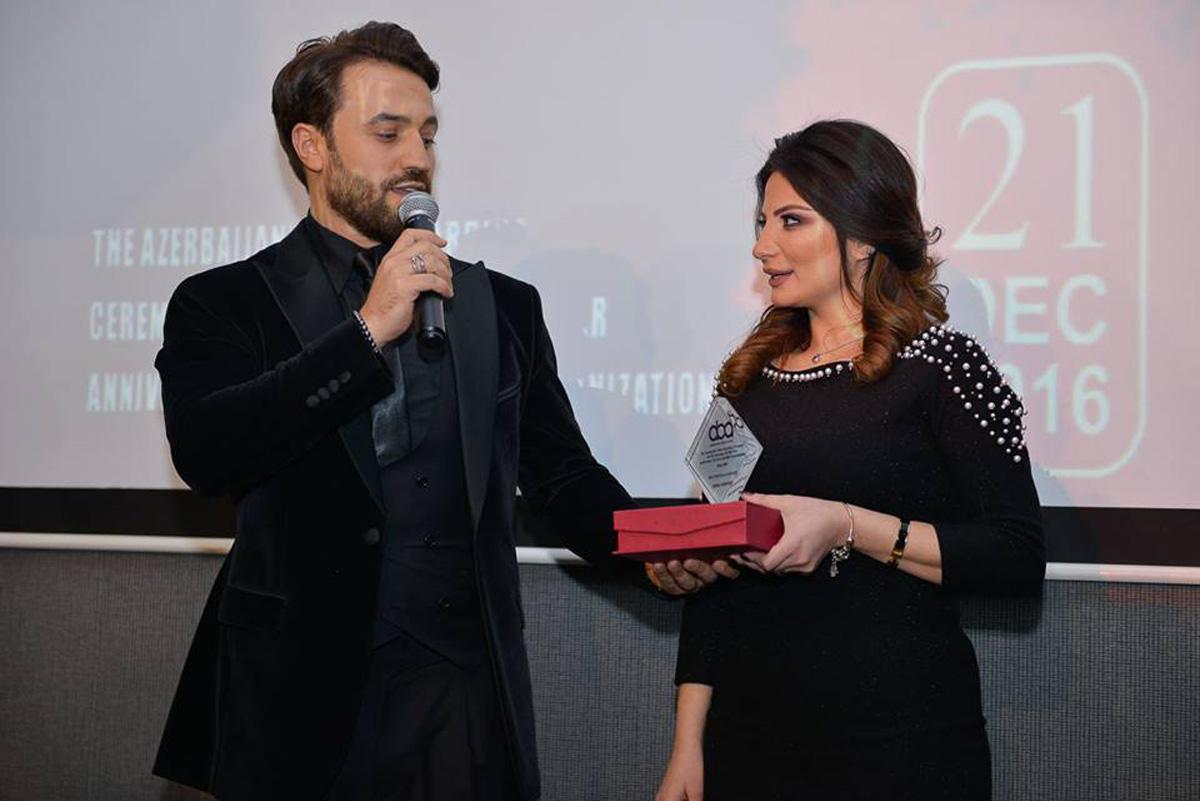 В Баку прошла церемония награждения национальной премии Azerbaijan Best Awards (ФОТО)