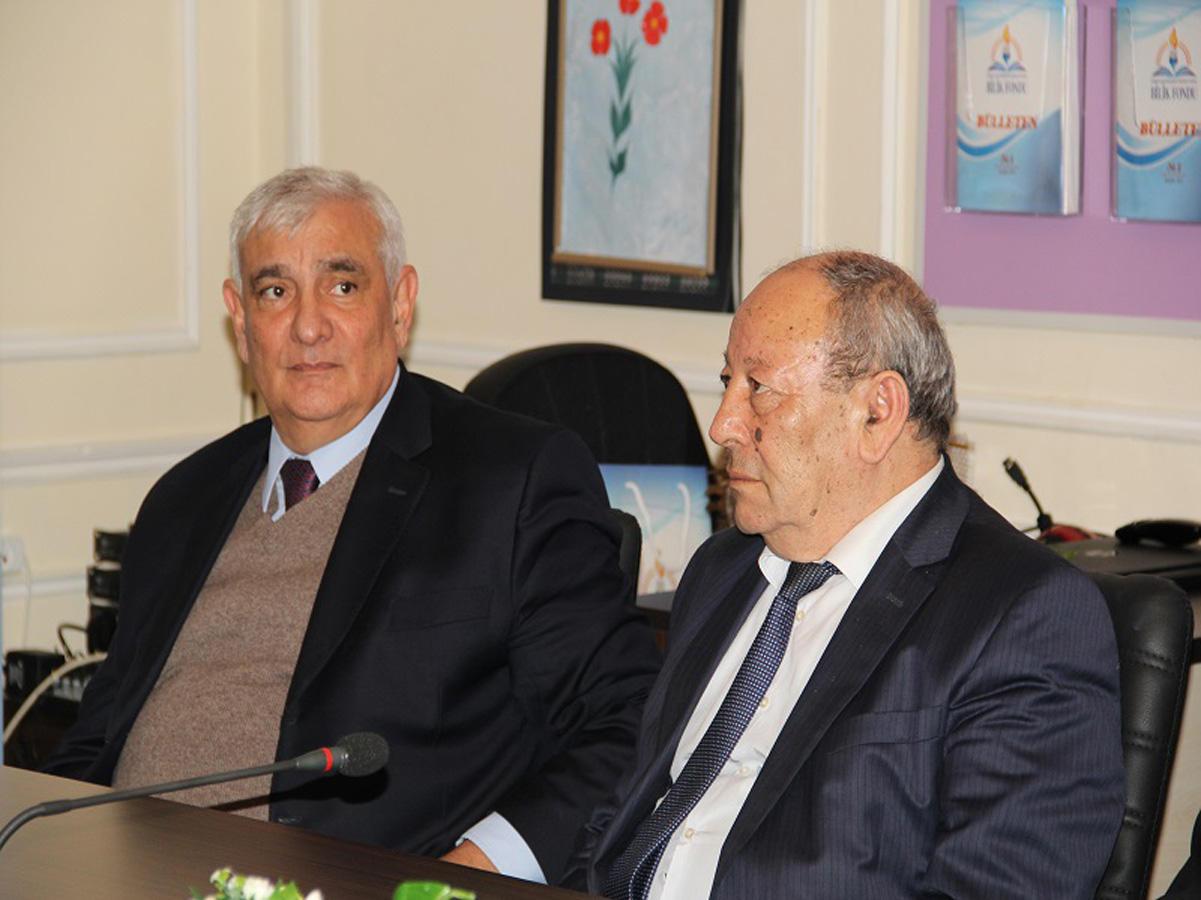 Kamal Abdullayevin 80 illiyi qeyd olunub (FOTO)