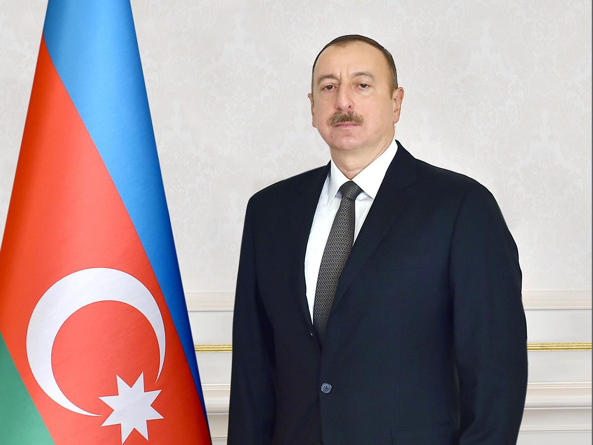 Azərbaycan Prezidenti Latviya və Omanın dövlət başçılarını təbrik edib