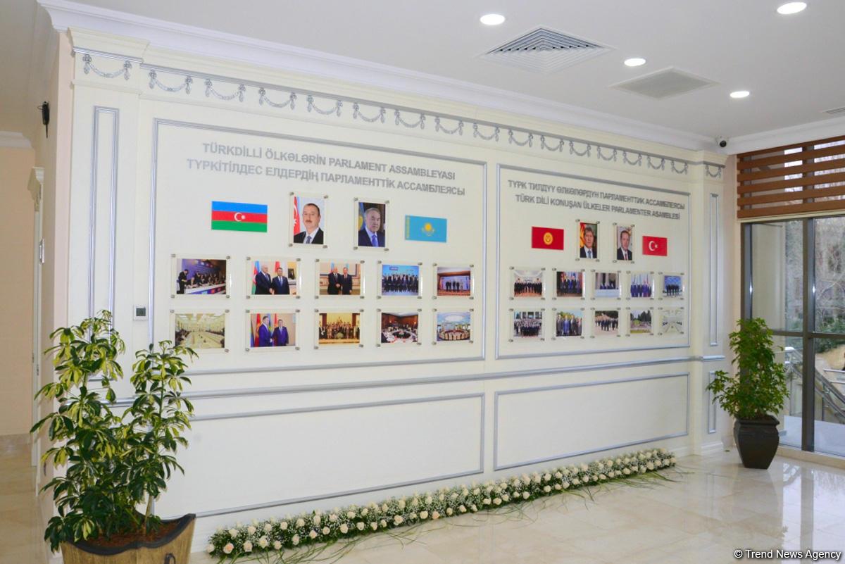 Bakıda TürkPA-nın yeni binası (FOTO)