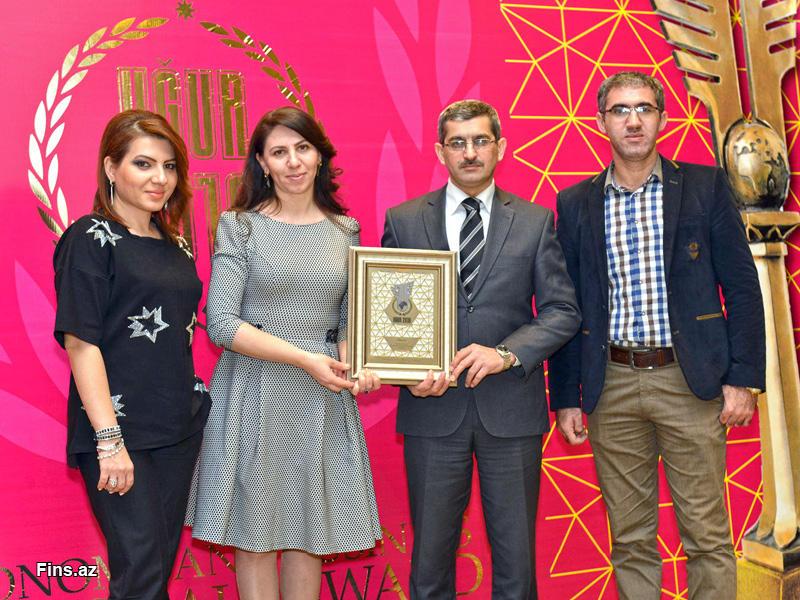 """""""Ugur-2016"""" milli mükafatının laureatları elan olunub  (FOTO)"""