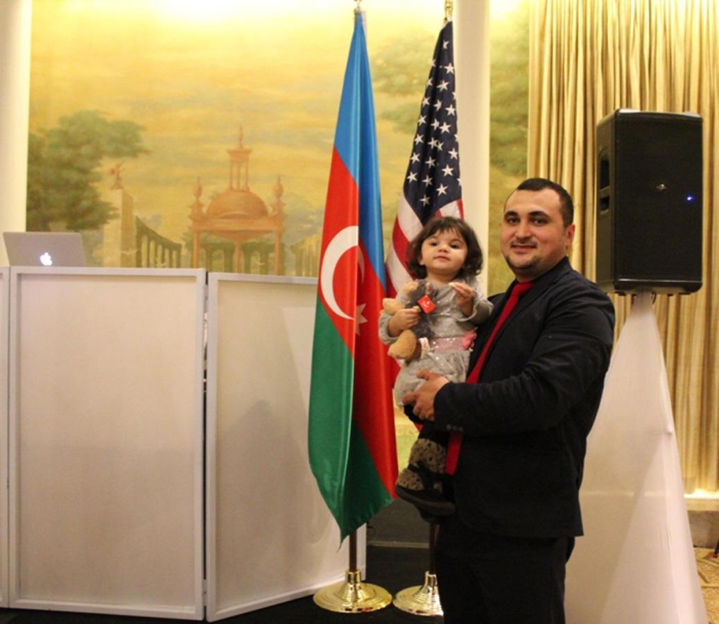 Vaşinqtonda Dünya Azərbaycanlılarının Həmrəylik Günü qeyd olunub (FOTO)
