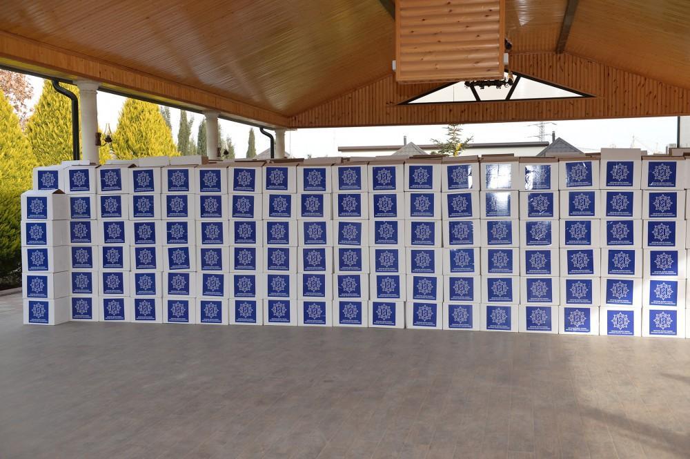 Heydər Əliyev Fondunun təşəbbüsü ilə 165 mindən çox aztəminatlı ailəyə bayram sovqatları verilib (FOTO)
