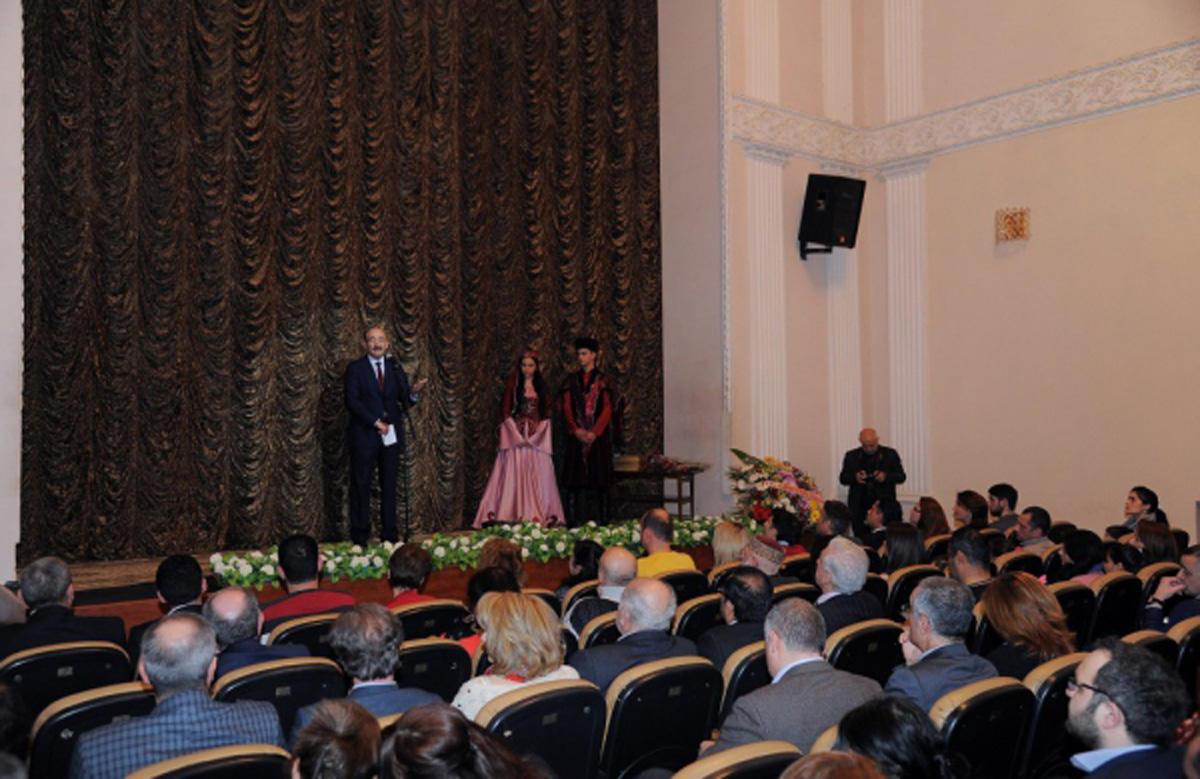 Kukla Teatrının yaranmasının 85 illiyi qeyd olunub (FOTO)