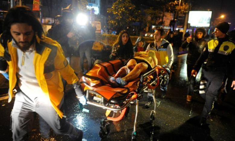 39 dead, 69 injured after gunmen open fire at nightclub in Istanbul (PHOTO) (UPDATE)