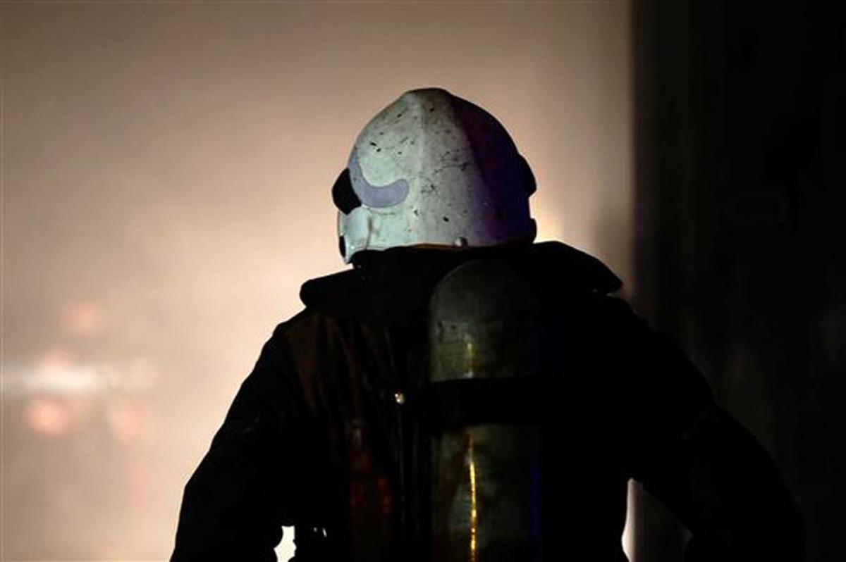 Ankarada yanğın: 30 yaralı (FOTO/VİDEO)
