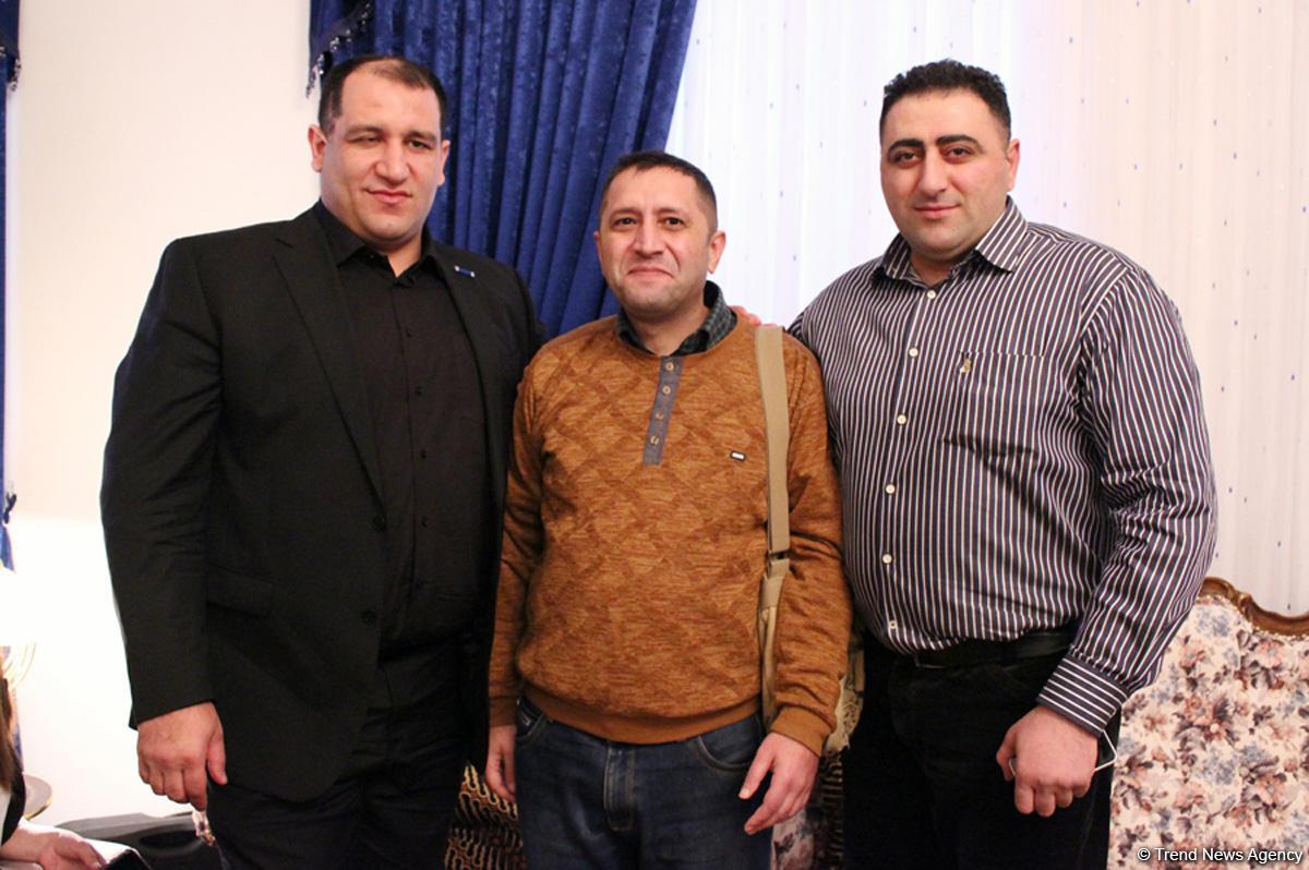 Azərbaycan-İndoneziya dostluq gecəsi keçirilib (FOTO)