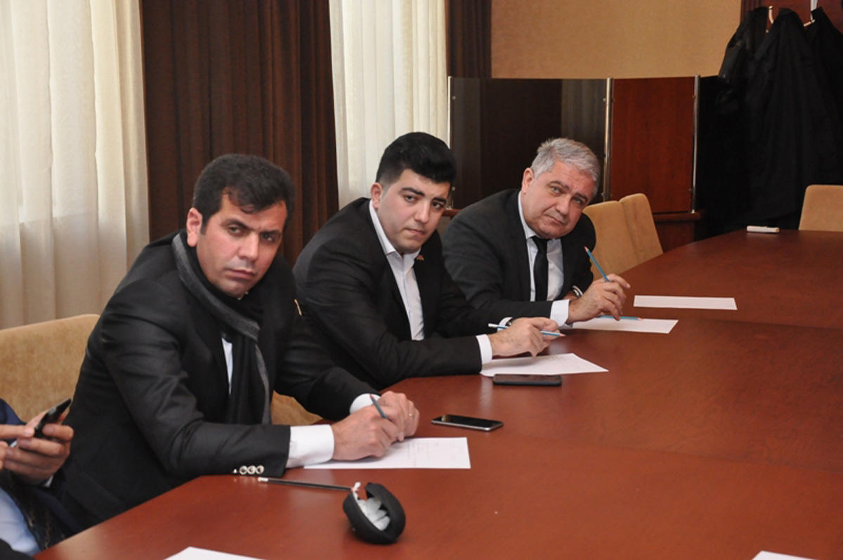 Dillər Universitetinin İctimai Nəzarət Şurasının ilk iclası keçirilib   (FOTO)