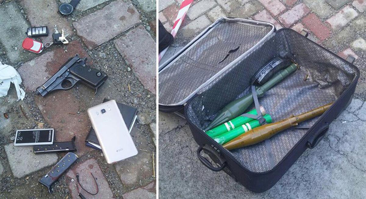 Terrorçuların İzmirdəki planı belə imiş - nazir açıqladı (FOTO)