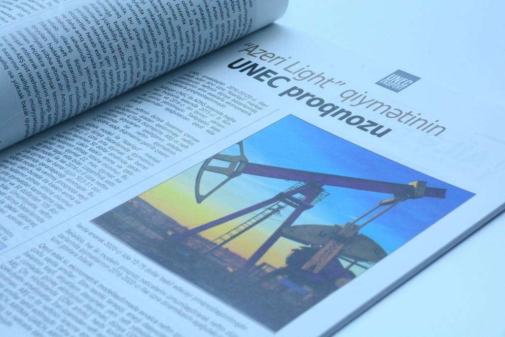 "Azerbaijani leading scholars' attitudes to economic processes on ""UNEC Expert"" (PHOTO)"