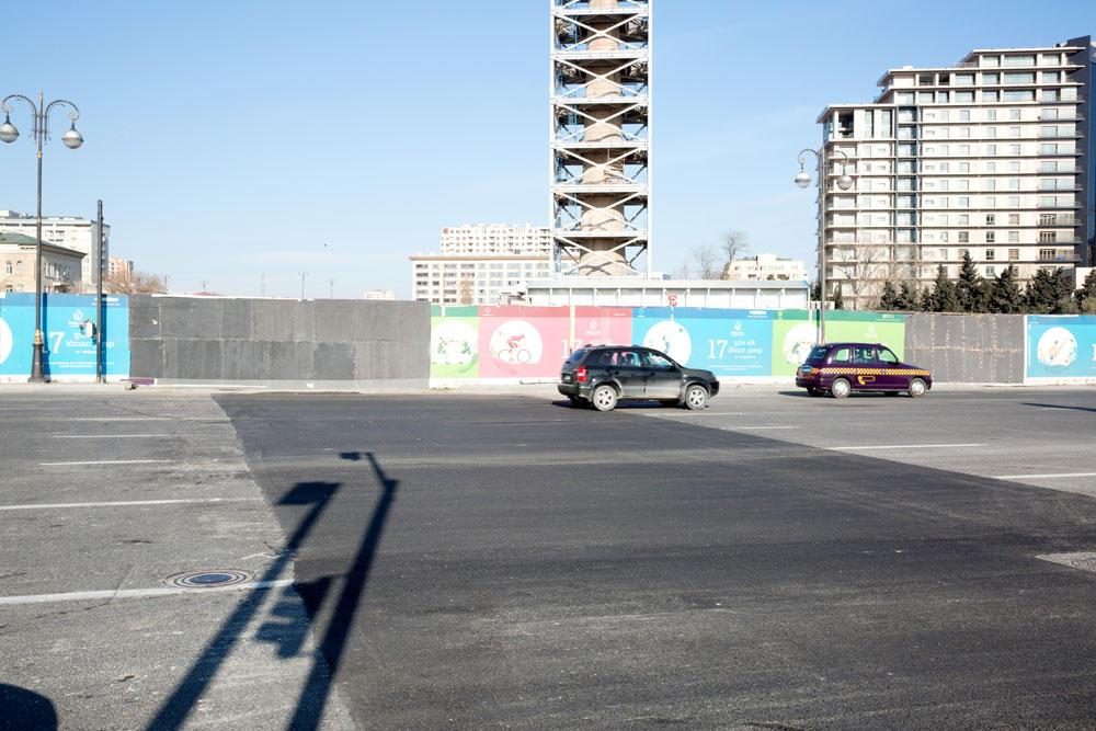 Bu il 300 min ton karbamid yükü Azərbaycan üzərindən daşınacaq (FOTO)