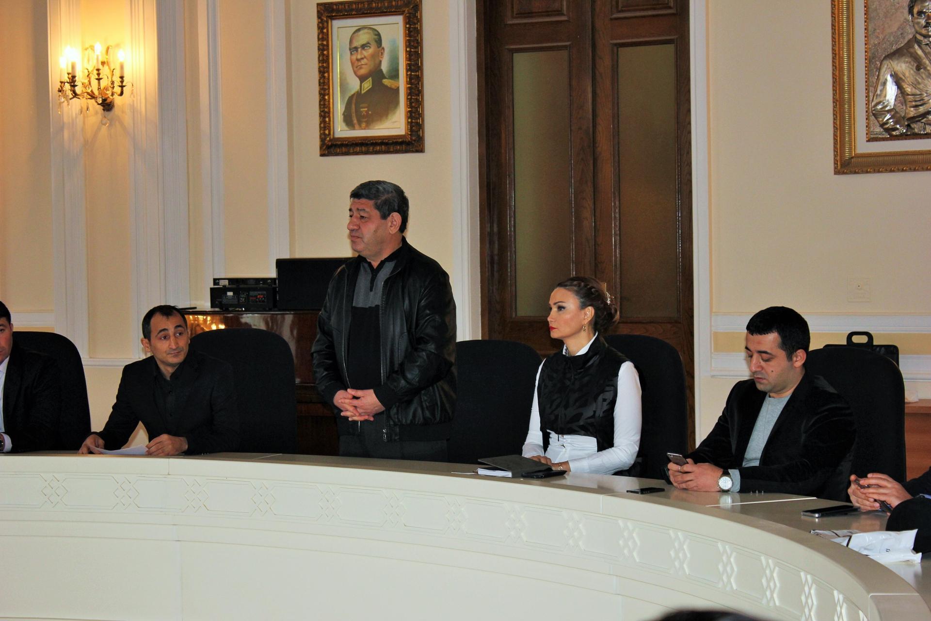 Millət vəkili Qənirə Paşayeva Dünya Alpaqut Federasiyasının 1-ci vitse prezidenti seçildi (FOTO)