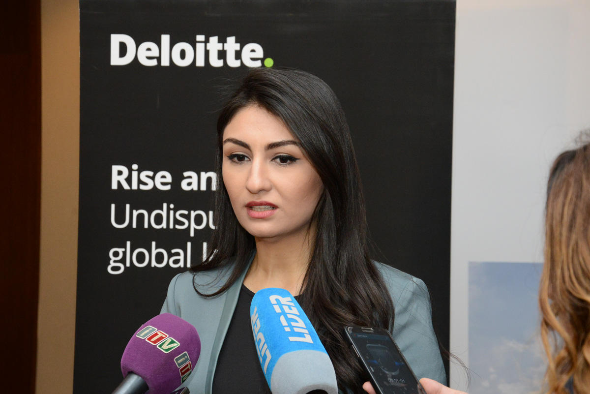 Deloitte holds conference on new amendments to Tax Code (PHOTO)