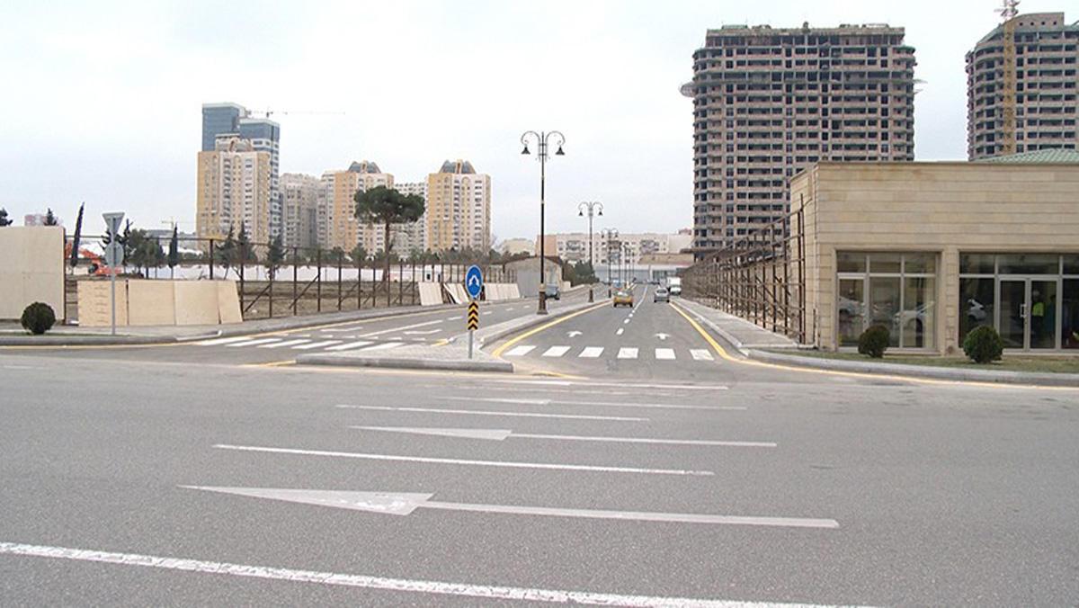 Xətaidə inşa olunan yeni yol istifadəyə verildi  (VİDEO/FOTO)