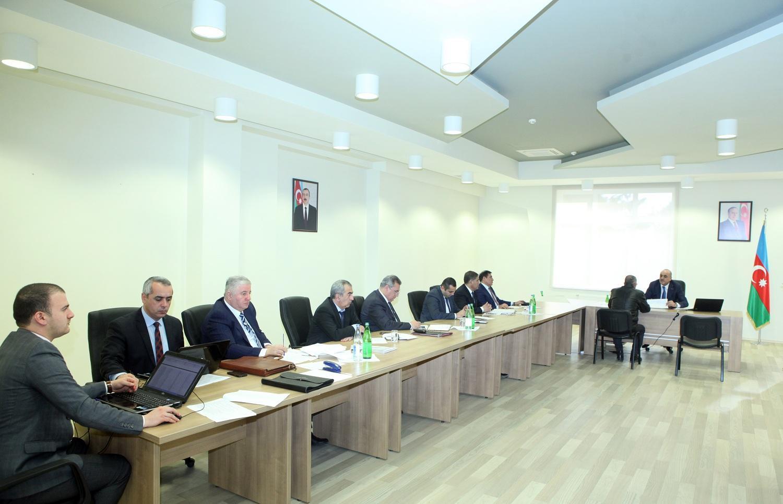 Nazir: Azərbaycanda sosial müdafiənin gücləndirilməsində növbəti addımlar atılacaq (FOTO)