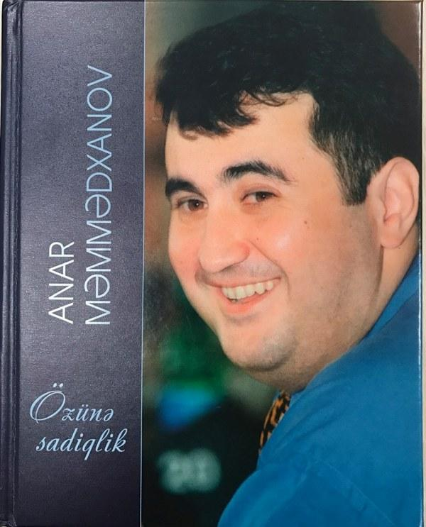 Anar Məmmədxanovun kitabları AMEA-nın Mərkəzi Elmi Kitabxanasına hədiyyə edilib