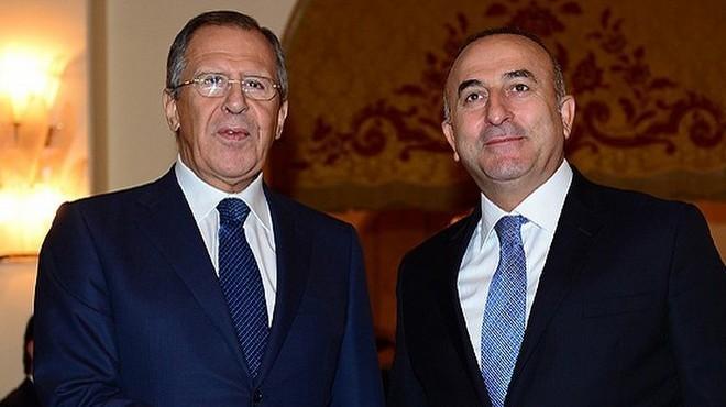 Lavrov və Çavuşoğlu nəyi müzakirə etdi?