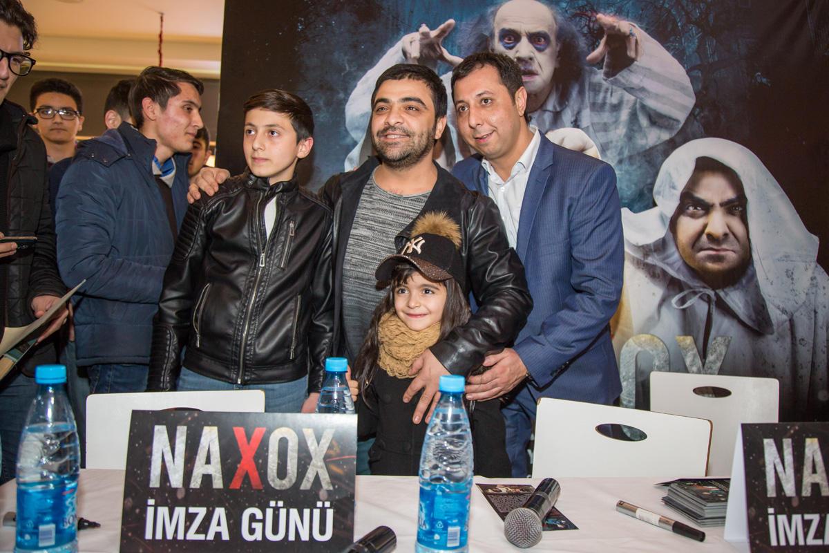 """Bakıda və Masallıda """"Naxox"""" izdihamı (FOTO)"""
