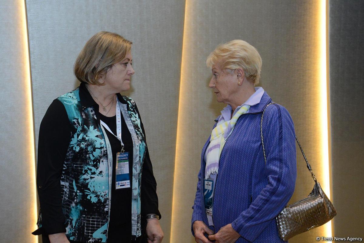 Баку готовится к Межконтинентальным судейским курсам FIG (ФОТОРЕПОРТАЖ)