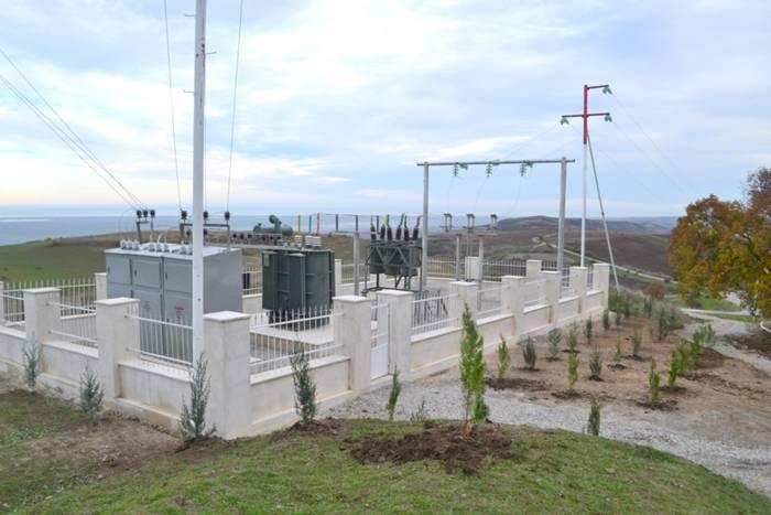 Azərbaycanda 35 ədəd 35 kV-luq yarımstansiya tikilib və yenidən qurulub (FOTO)