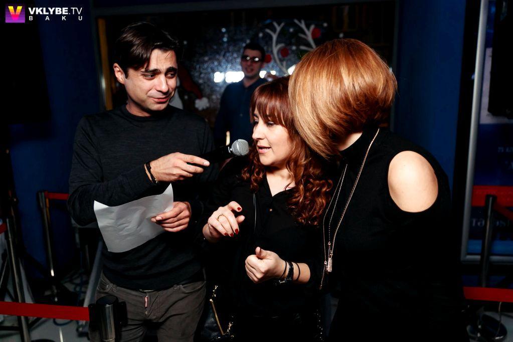 """CinemaPlus Azerbaijan""da ""Kino gecəsi"" keçirilib (FOTO/VİDEO)"